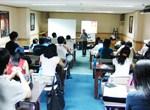 Movie Screen English Class