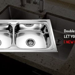 Kitchen Drain Ikea Ideas For Small Kitchens Sink Manufacturer In Delhi Modular Supplier Heavy Duty Stylish And Efficient Collection Of Single Bowl Sinks Double With Board