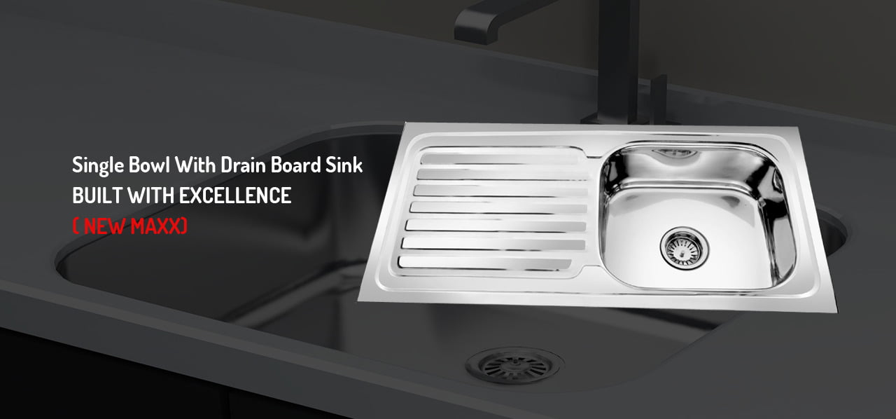 kitchen drain marietta remodeling sink manufacturer in delhi modular supplier heavy duty stylish and efficient collection of single bowl sinks double with board