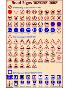 Road signs chart also exporter manufacturer rh vcpmaps