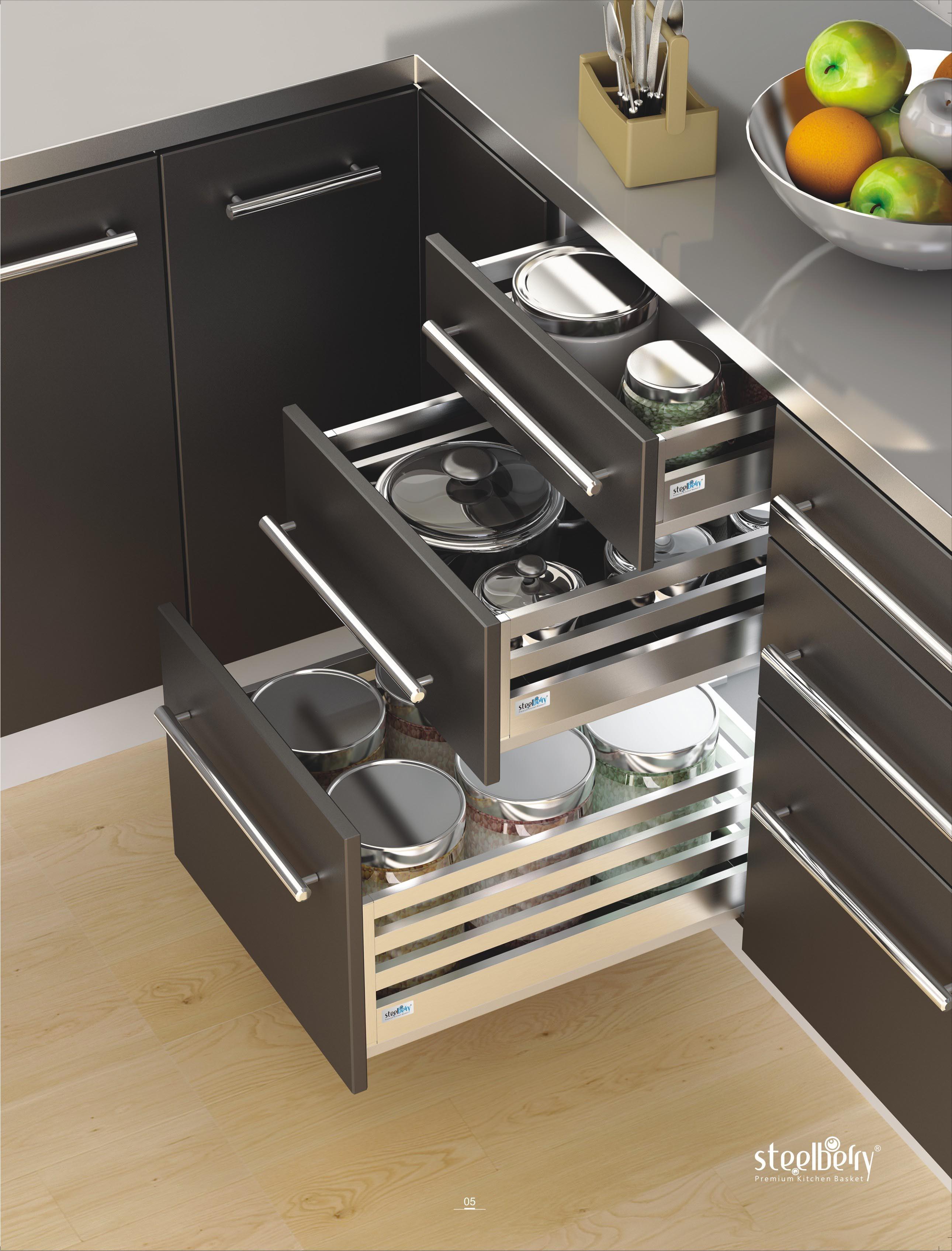 kitchen basket play wooden aluminium importer