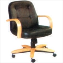 Revolving Chair In Vadodara Display Stand Medium Back Chairs Manufacturer Supplier
