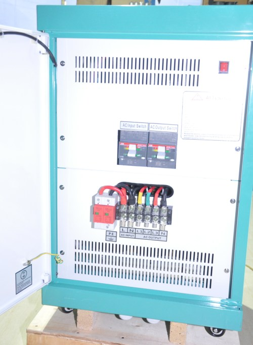 small resolution of three phase 380v power phase converter