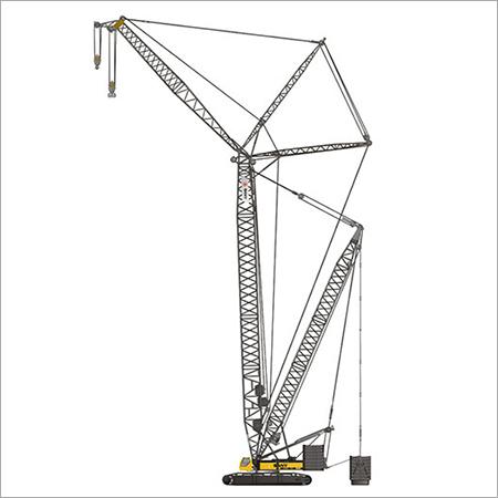 400 Ton Crawler Crane Manufacturer, 400 Ton Crawler Crane