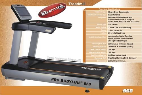 Ac Commercial Treadmill At Best Price In Rajkot Gujarat Sky Shop Fitness Equipment Pvt Ltd