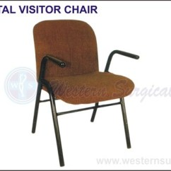 Folding Chair In Rajkot Arm Chairs Target Hospital Visitor Exporter