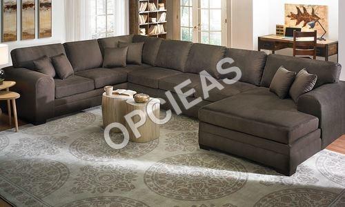 indian l shaped sofa design dino jumbo black grey corner with matching swivel cuddle chair designer shape sofas exporter importer