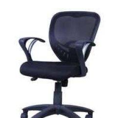 Revolving Chair Vadodara Ergonomic Mesh Mid Back Chairs In Dealers Traders