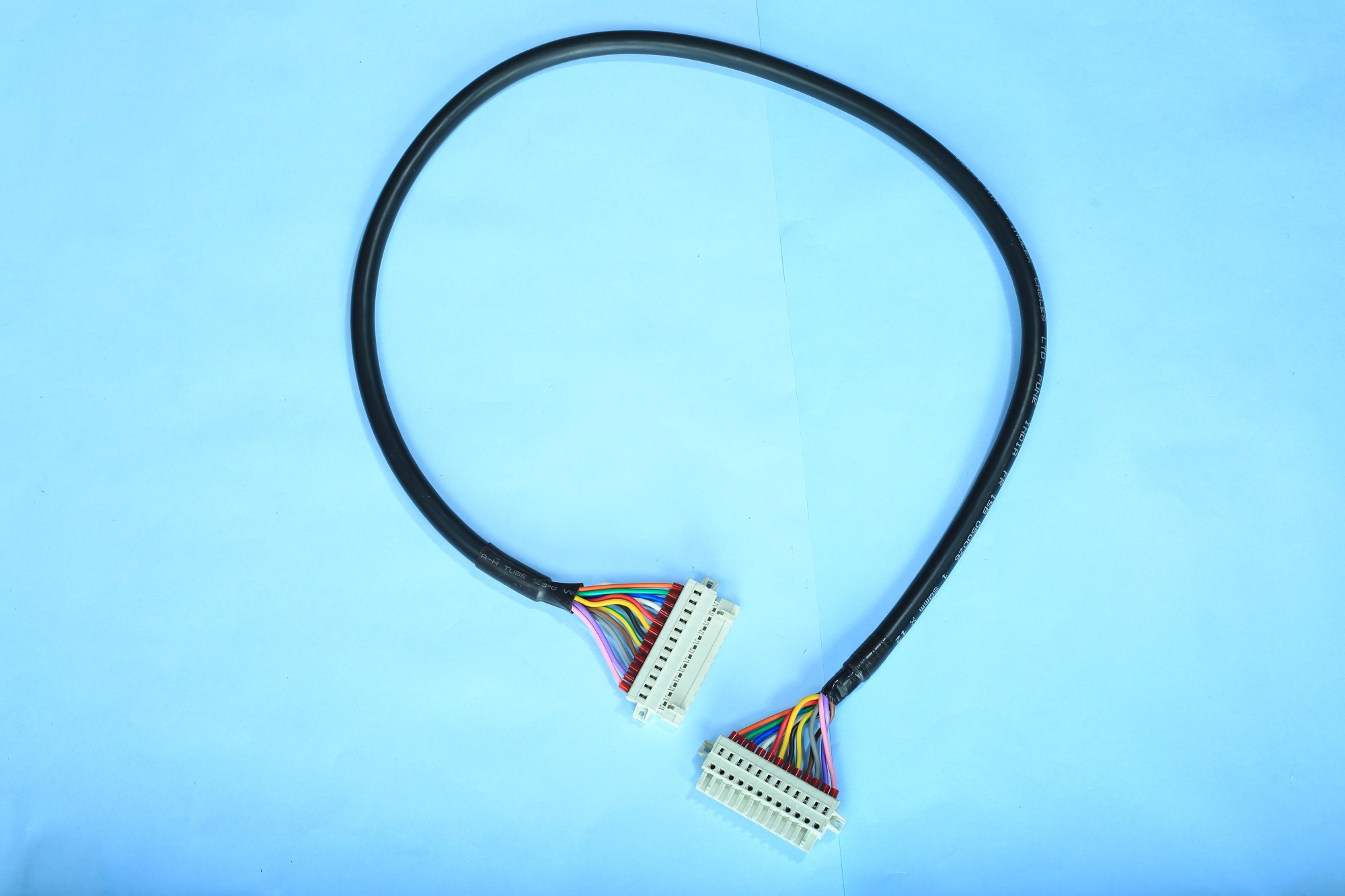hight resolution of ups wire harness
