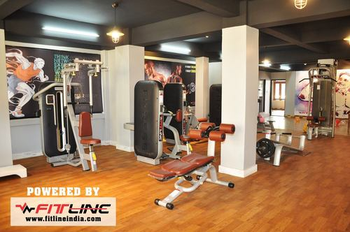 chair gym setup grey slipcovers commercial supplier in ncr