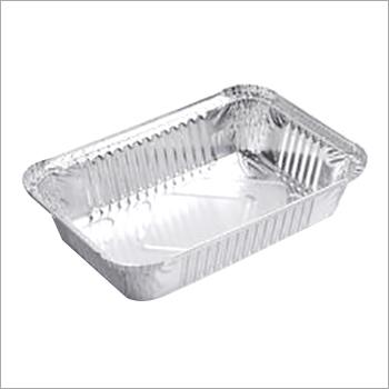 Rectangular Aluminum Foil Container Manufacturer. Supplier