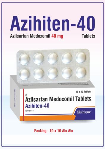 Azilsartan Medoxomil 40 mg - Azilsartan Medoxomil 40 mg ...