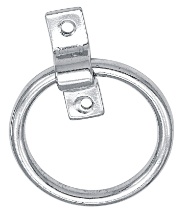 Manufacturer of SS Two Piece WIndow Ring (W/o Welding) ,SS