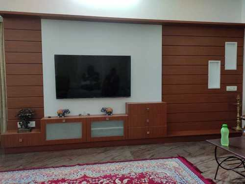Wooden Tv Unit At Price 1000 Inr Square Foot In Bengaluru Neo Wood Interiors