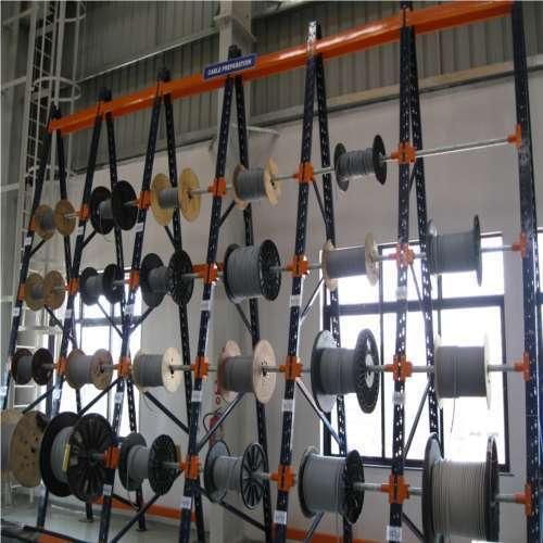 cable drum storage rack manufacturer