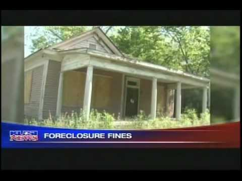 """Foreclosure: """"It's time for banks to pay…"""", KUSI"""