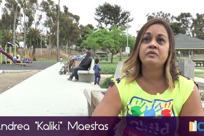 "Andrea ""Kaliki"" Maestas #FightFor15!!!"