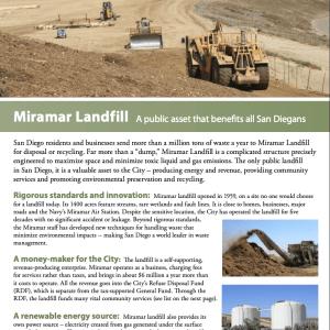 Miramar Landfill (2011)