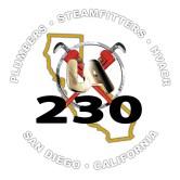 UA-Local-230 Plumbers logo