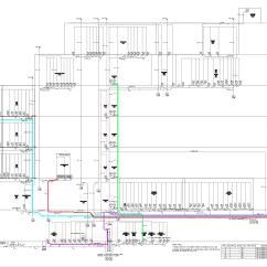 Plumbing Sanitary Riser Diagram Ba Falcon Premium Sound Wiring Constantine Papadakis Integrated Sciences Building