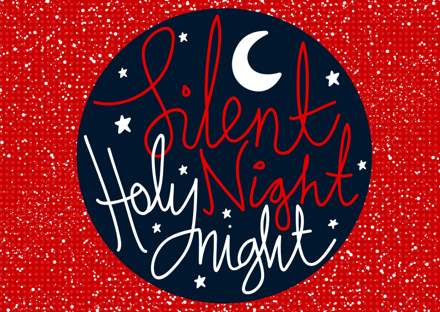 Silent Night Red
