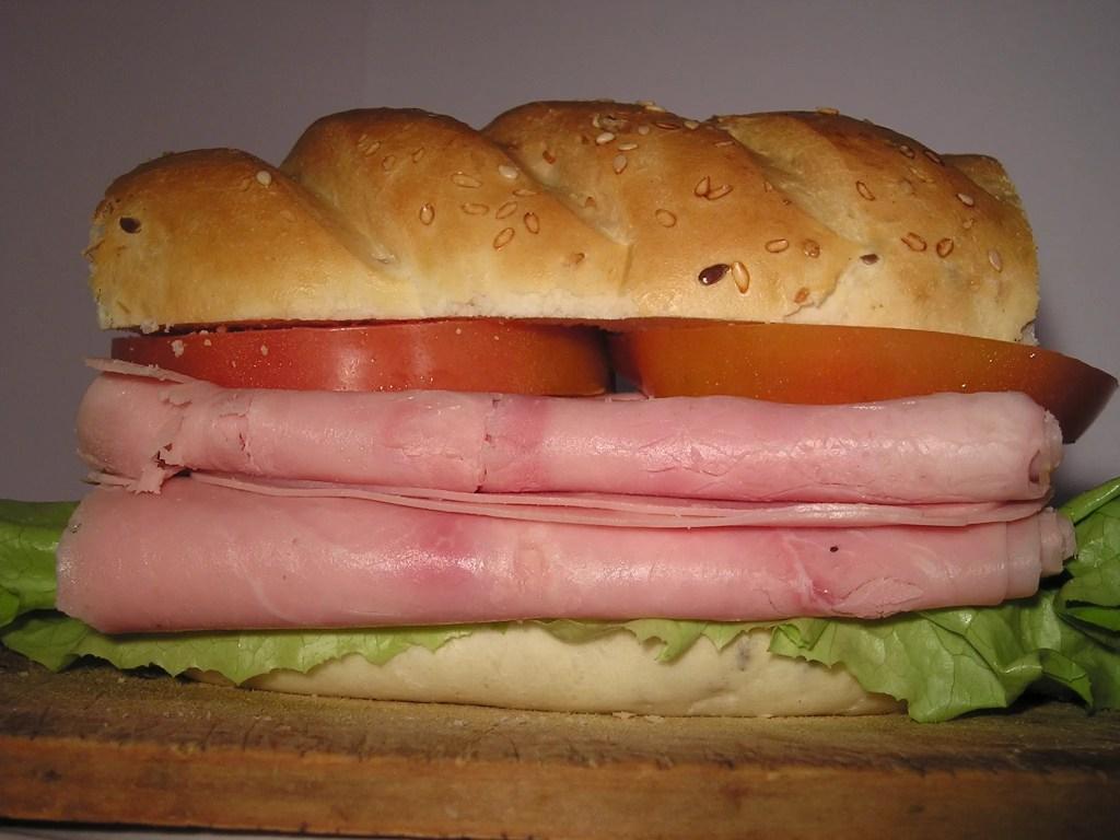 Non si possono mangiare solo panini!