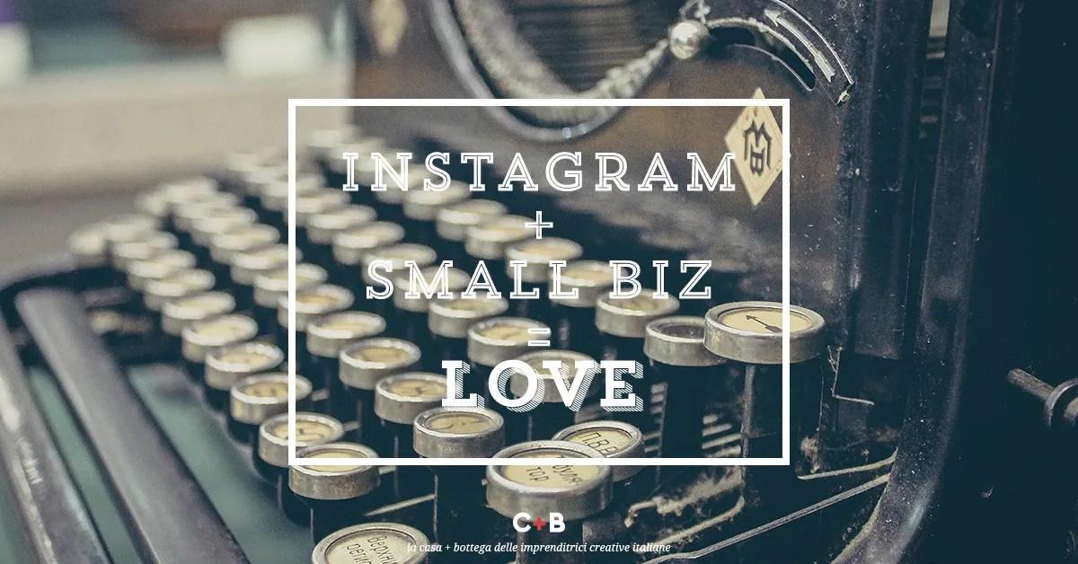 Come usare Instagram se hai un piccolo business