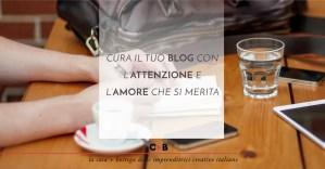Blog: dati, contenuti e sentimenti