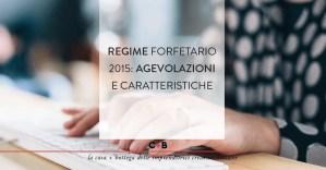 Il nuovo regime forfetario per imprese e professionisti esercenti l'attività in forma individuale – II parte