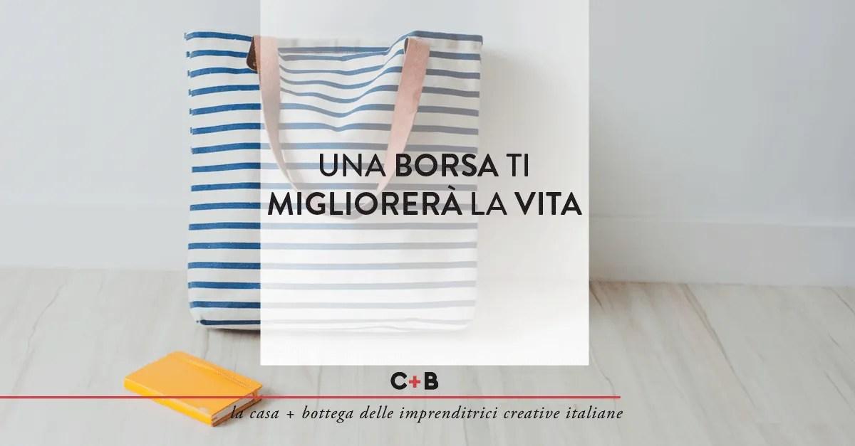 Una borsa da lavoro ©Mariella Candela Amitai