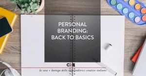 Personalità e problemi: parti da qui per il tuo personal branding