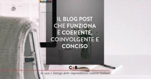 Di cosa parlare nel tuo blog
