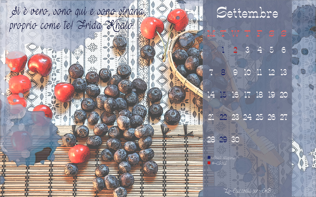 DESKTOP Calendar C+B