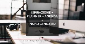 L'agenda 2016 di C+B: insplagenda edizione biz