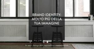 Dal personal branding alla brand identity