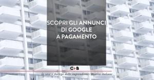 Gli annunci di Google a pagamento