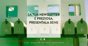 Presentare la tua newsletter: il valore del testo accanto al modulo di iscrizione