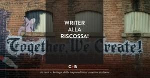 Scrivere è un lavoro difficile e scrivere bene ancora di più