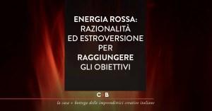Insights Discovery: energia rossa o pensiero estroverso