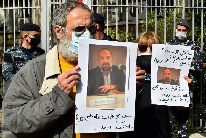 Lebanese columnist, Hezbollah critic Lokman Slim shot and killed -  Committee to Protect Journalists