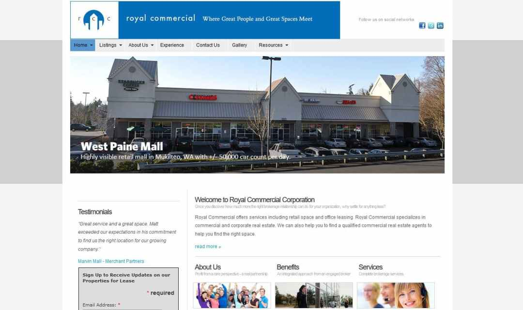 Royal Commercial Corp