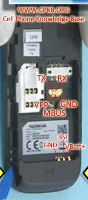 Nokia 107 Usb Pinout