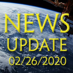 News Update 2/26/2020