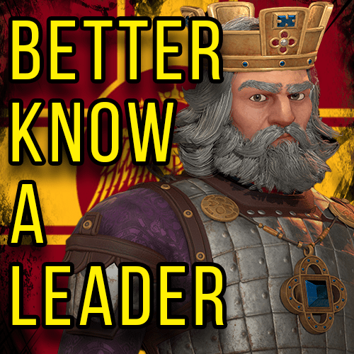 Better Know a Leader – Basil II (Byzantium) – Civilization 6 REAL History