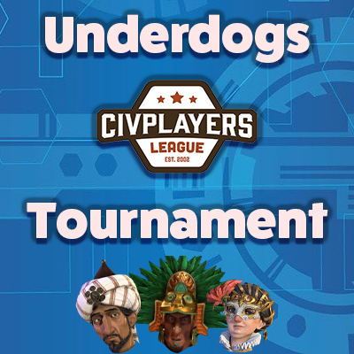 Underdogs Tournament Front Page 400x400 v1