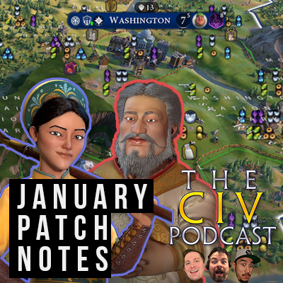 Civ 6 January 2021 Patch Notes – New Frontier Pass