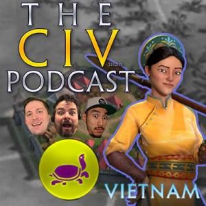 TheCivShow podcast Vietnam thumbnail