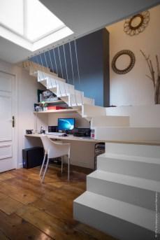 CPL Architecture – Toulouse – Corinne Pivetta Lagarde Rénovation appartement M.