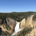 Lower Falls From Grand View