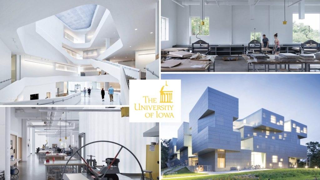 The Arts Facilities at the University of Iowa
